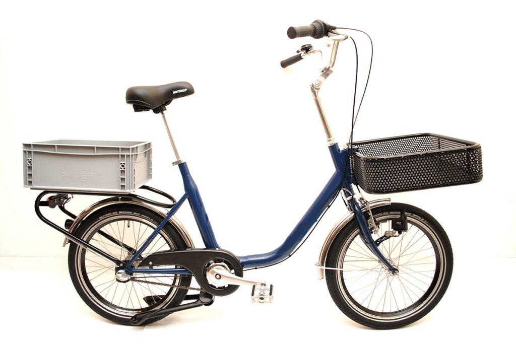 Fahrrad für das Werksgelände