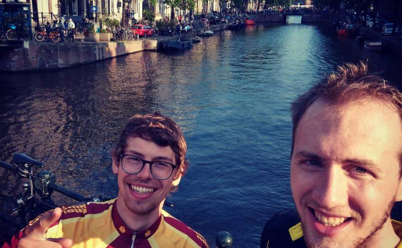 Rennradtour nach Amsterdam