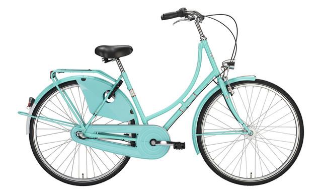 vintagebike classic t rkis beim hollandrad profi greenbike. Black Bedroom Furniture Sets. Home Design Ideas