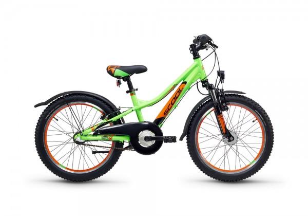 Kinderfahrrad S'Cool troX urban 20 Zoll 3 Gang MTB