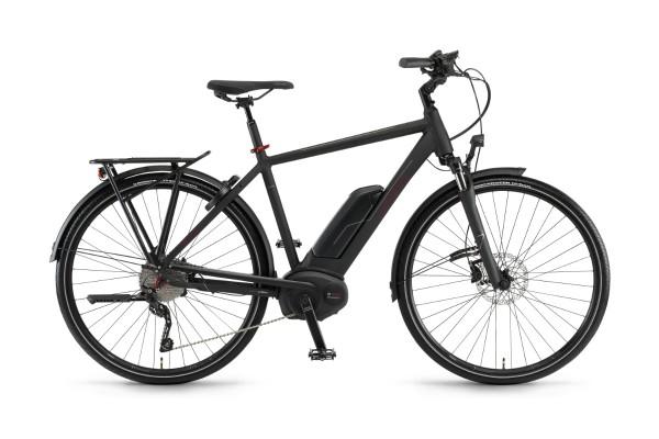 Winora Sinus Tria 10 E-Bike Schwarz matt