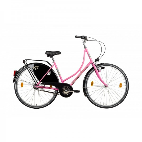 Damen Hollandrad 3-Gang rosa