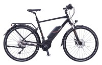 Greens E-Bike Richmond 10-Gang schwarz matt