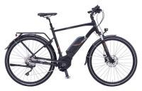 Greens E-Bike Richmond 10-Gang schwarz matt