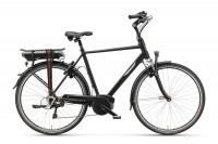 Batavus E-Bike Fuze E-go® Active 400 10-Gang schwarz matt