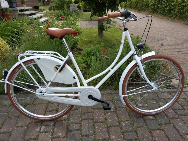 Roots Amsterdam 4.0 Premium weiß