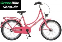 Rheinfels Classic Hollandrad 20 Zoll 3 Gang rosa