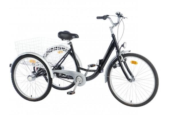 Dreirad für Erwachsene 26/ 24 Zoll