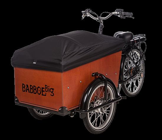 Babboe Big, Dog Regenschutzplane