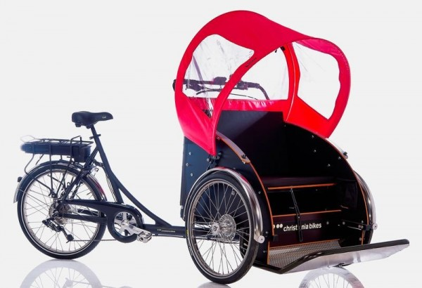 Christiania Modell T Transportrad
