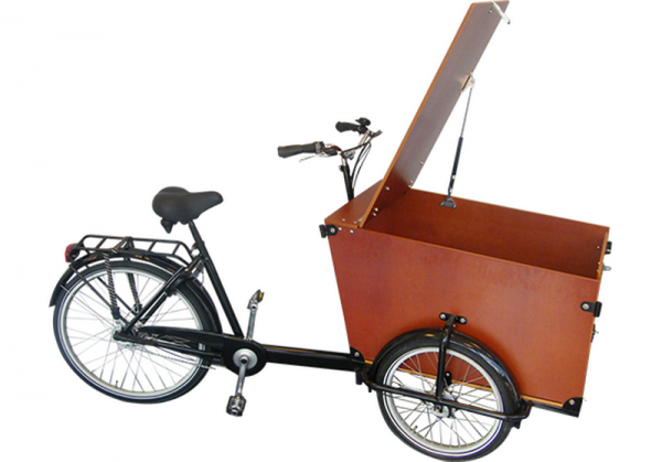 Babboe Pro Trike Lastenfahrrad