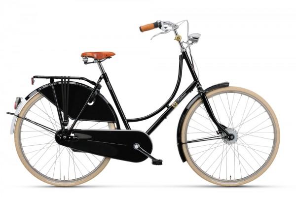 Batavus Hollandrad Old Dutch Deluxe 7-Gang schwarz