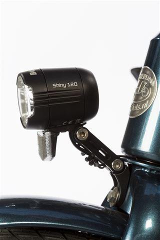 Bakfiets Scheinwerfer Shiny 120 Lux