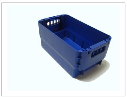 Postbox Set für Hinterradgepäckträger