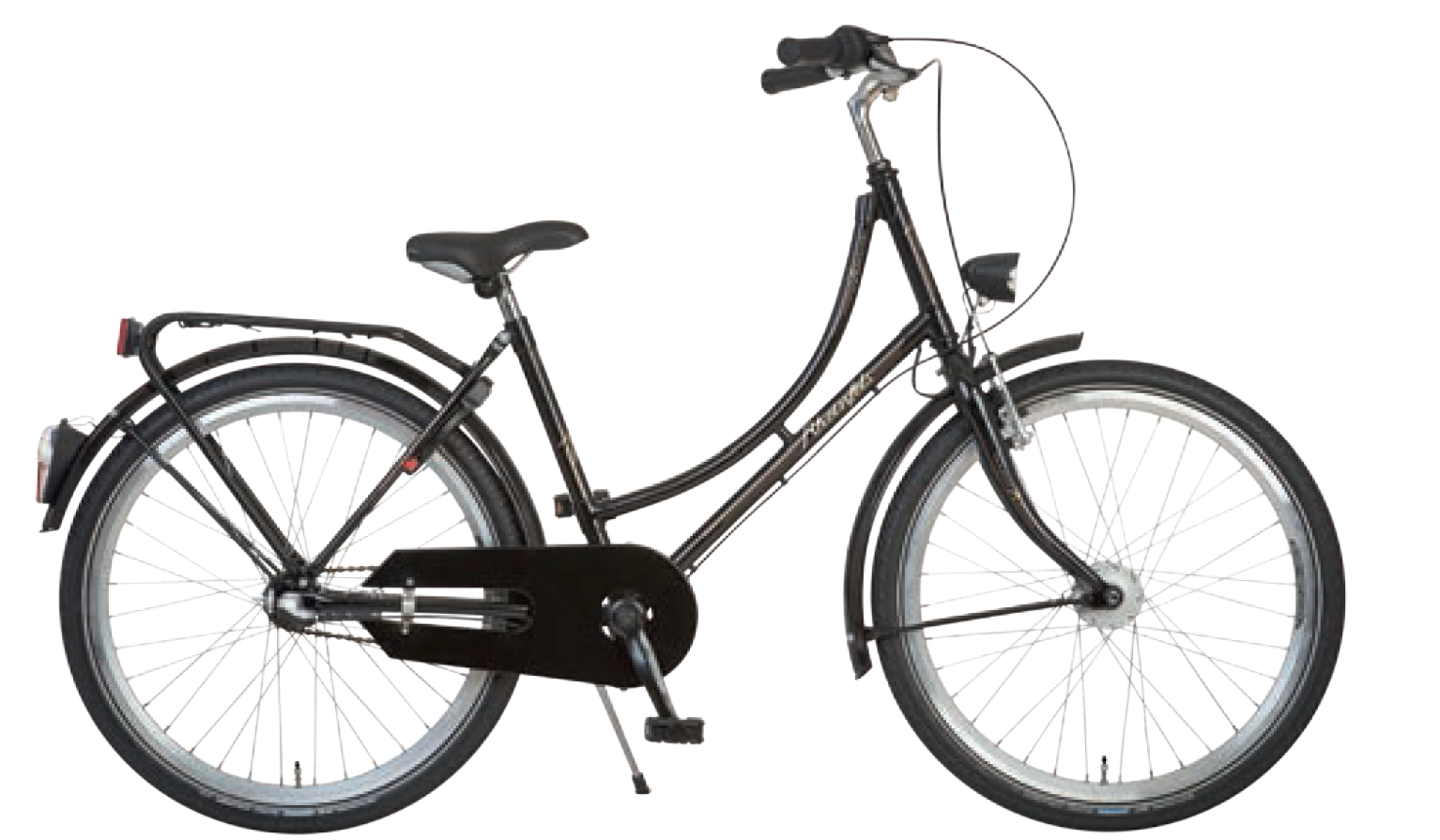 rheinfels hollandrad 24 zoll 3 gang schwarz greenbike. Black Bedroom Furniture Sets. Home Design Ideas