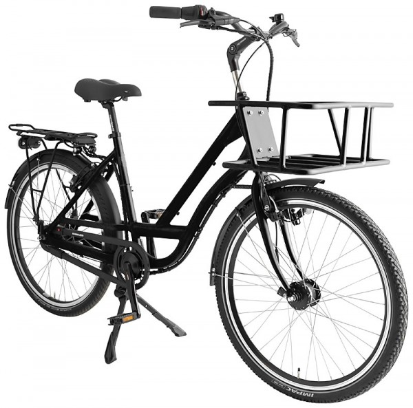 Alu Elektro Cargobike Swing E light