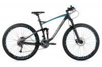 Leader Fox Trion Fully Mountainbike