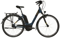 "BBF E-Bike ""Luzern"" Damen 8/10-Gang blau"