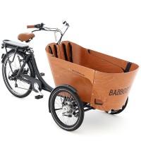 Babboe Carve-E Lastenfahrrad Elektro