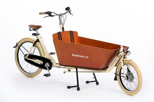Bakfiets CargoBike Cruiser Long Steps
