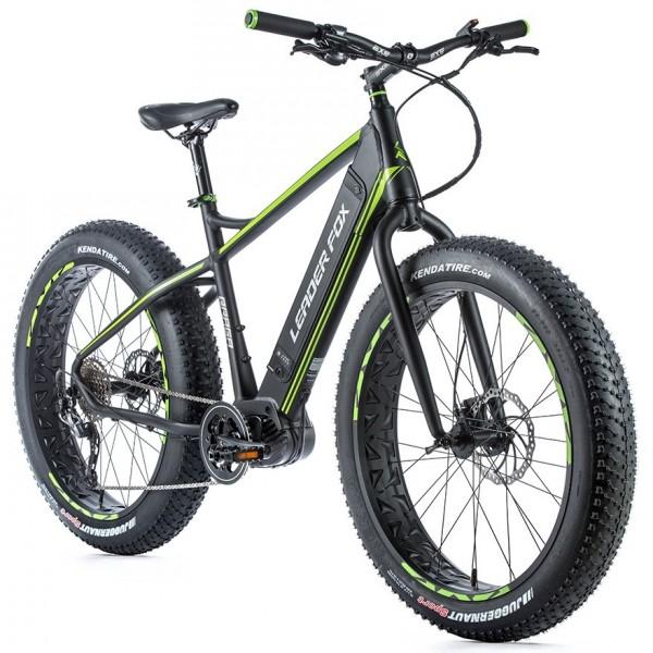 Leader Fox Bragon Fat E-Bike versch. Ausführungen