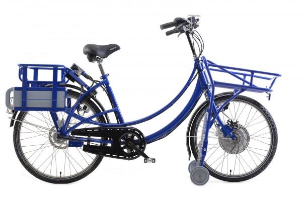 Elektro Zustellfahrrad Speed Heinzmann