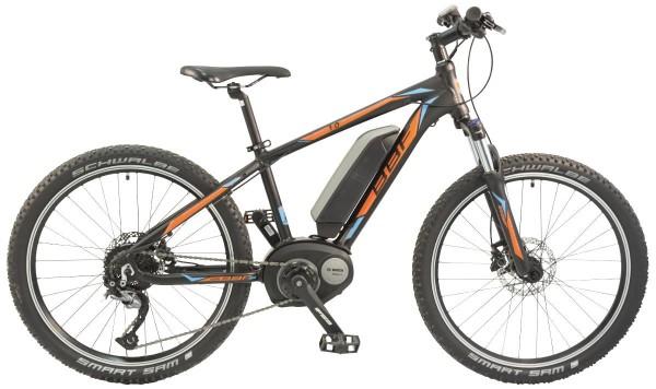 "Kinderfahrrad BBF E-Bike ""Zermatt 1.0"" BOSCH Jungen 9-Gang"
