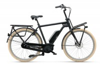 Batavus E-Bike Quip E-go 400 7-Gang Herren schwarz matt