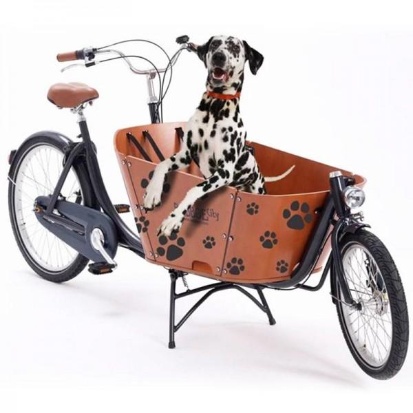 Babboe Sticker Hundepfote