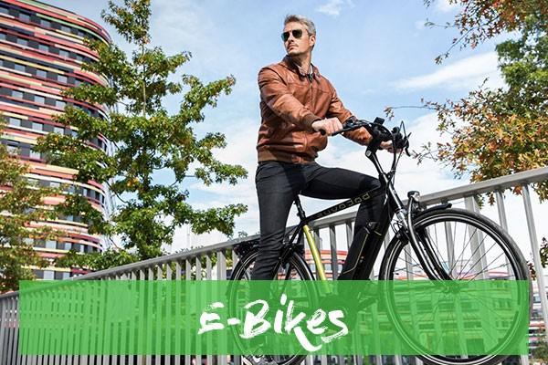 Zu den E-Bikes