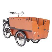 Babboe MAX-E Lasten E-Bike