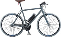 E-Bike unter 20 kg BBF URBAN 1.0 PENDIX