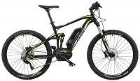 BBF E-Bike Cordoba 2.0 Herren 10-Gang schwarz