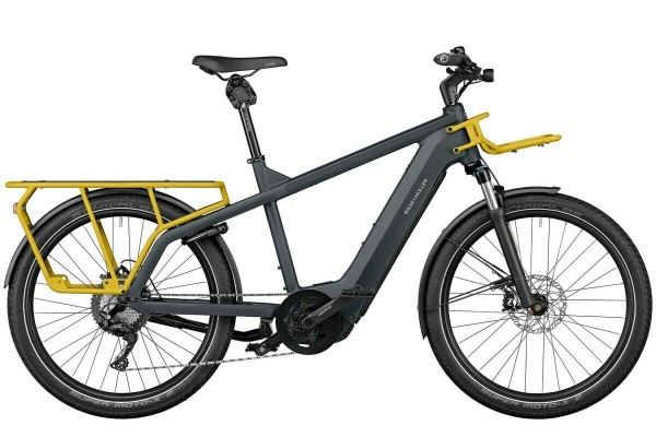 Riese & Müller Multicharger GT Touring 51 cm utility grey/curry matt 625 Wh RX