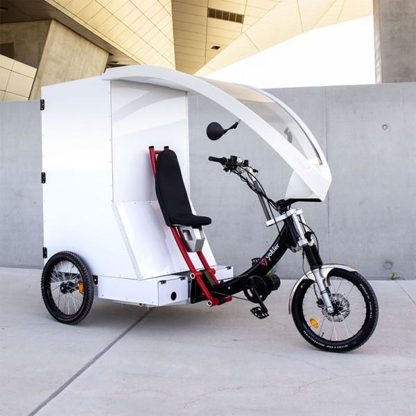 Cyclopolitain Yokler U Cargobike