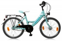 Kinderfahrrad Bachtenkirch Browser Girl 20 Zoll - 3 Gang