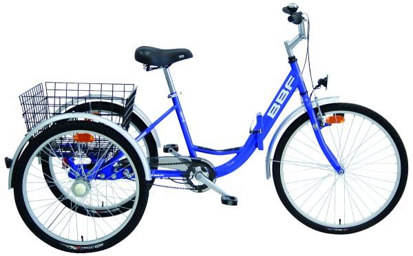 Trike Dreirad Rehafahrrad klappbar