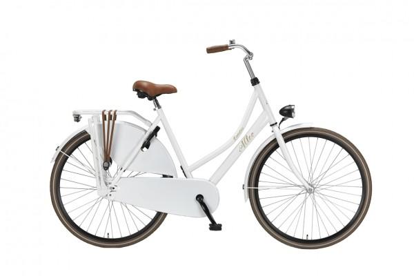 Damen Hollandrad in weiß