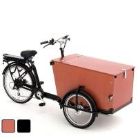 Babboe Pro Trike E Lastenfahrrad