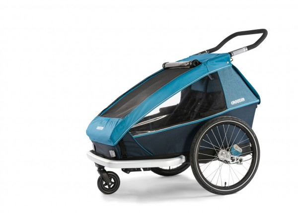 CROOZER Kid Plus for 2 2019