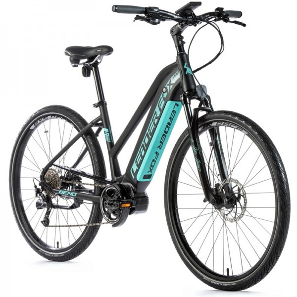 "Leader Fox Bend Lady Cross E-Bike 28"" Modell 2020"