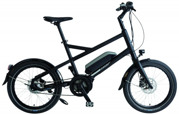 "BBF E-Bike ""Boston"" BOSCH Uni 7-Gang"