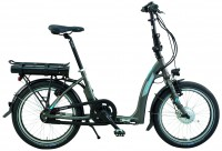 "BBF E-Bike ""Deep Entry"" Ansmann Damen 7-Gang"