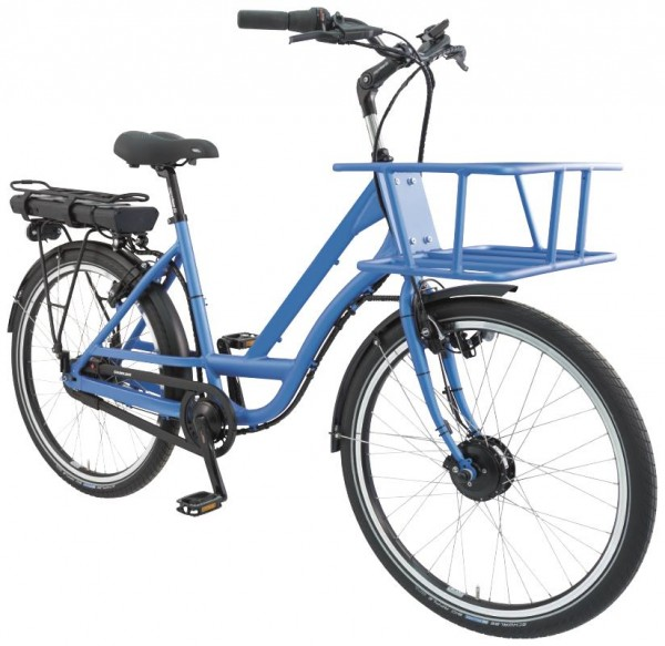 "BBF E-Bike ""Atlanta"" Ansmann Damen 7-Gang"