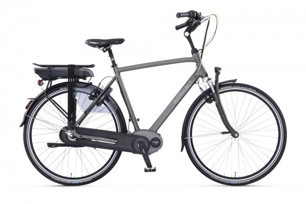 Batavus E-Bike Agudo E-go® 500 8-Gang anthrazit matt