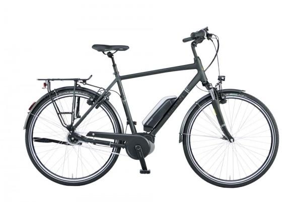 Greens E-Bike Ashford 8-Gang schwarz matt