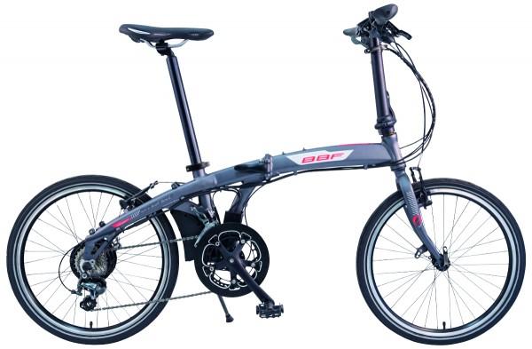 """Kinderfahrrad BBF E-Bike """"Monaco"""" Ansmann 20-Gang 20 Zoll"""