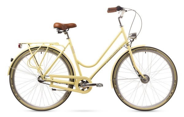 Damen Hollandrad creme/beige 28 Zoll