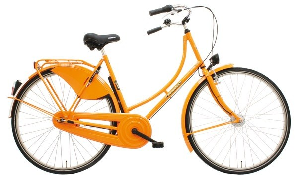 Damen Classic orange