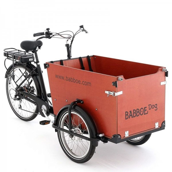 Babboe DOG-E Lasten E-Bike